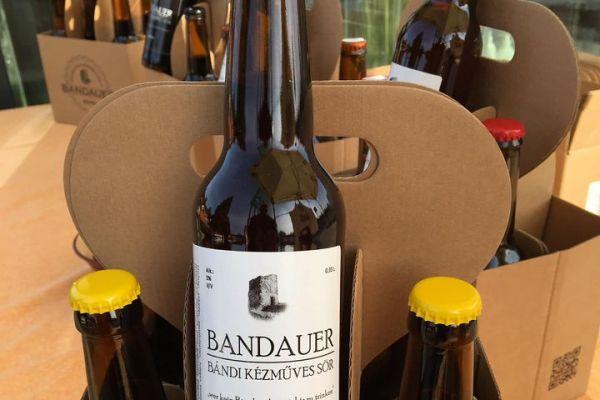 Bandauer - bándi kézműves sör